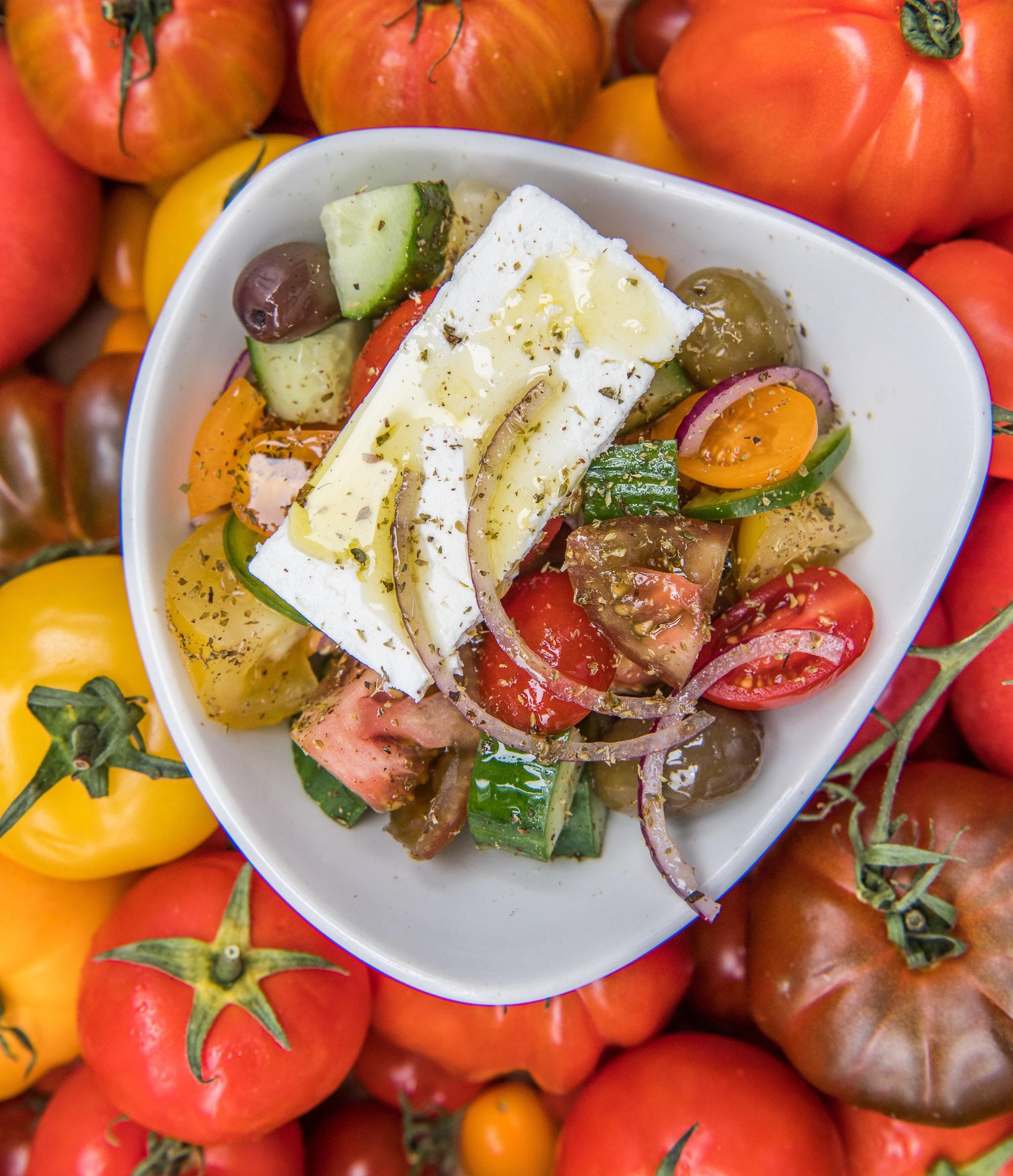 The Real Greek - Greek Food & Ingredients - Isle of Wight Tomatoes