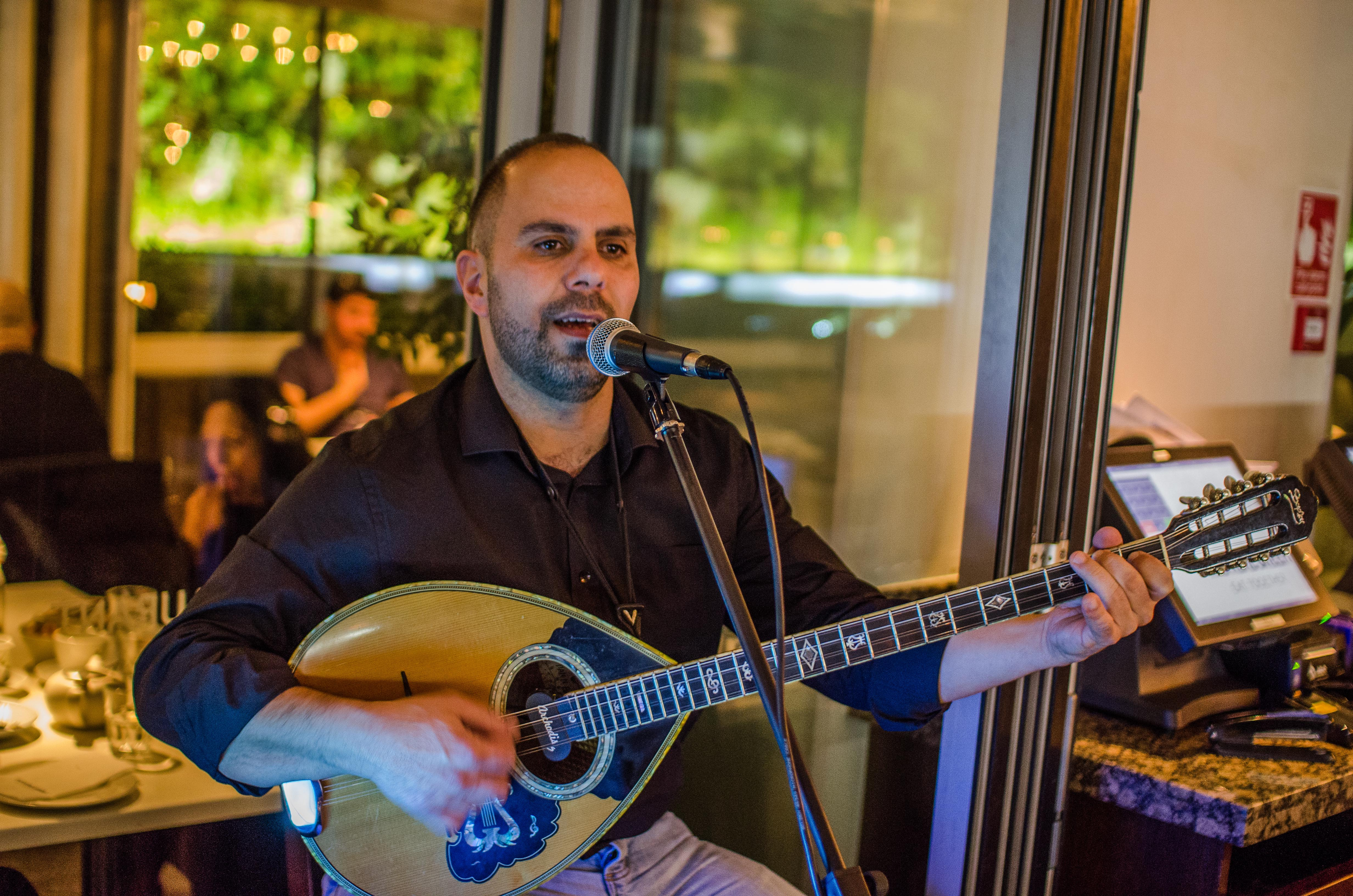 The Real Greek - Greek Food & Ingredients - Live Music