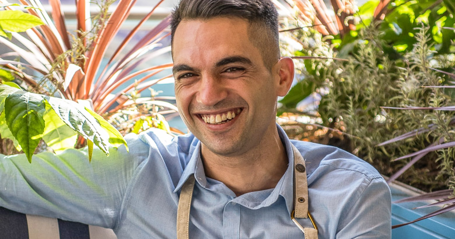 A WORD WITH BRISTOL'S RESTAURANT MANAGER, JOHNNY