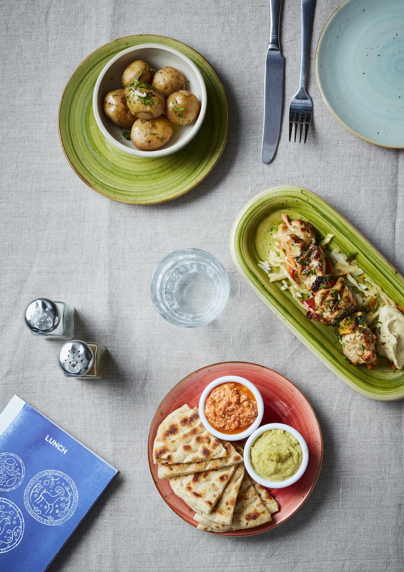 The Real Greek - Greek Food & Ingredients - Westfield