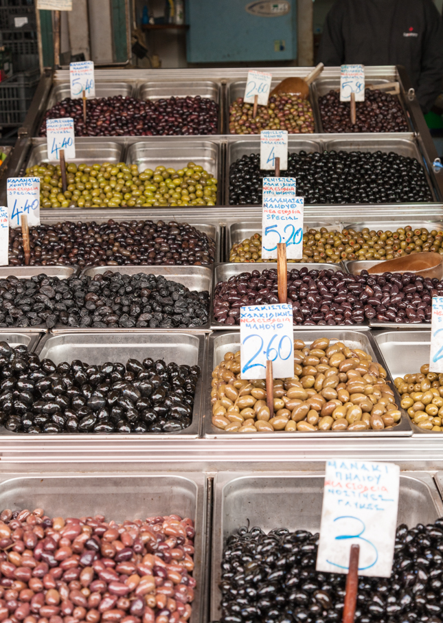 The Real Greek - Greek Food & Ingredients - Greek Olives