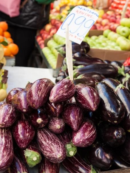 The Real Greek - Greek Food & Ingredients - Vegetables