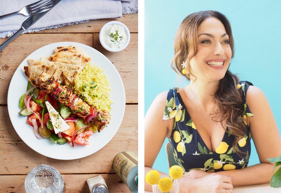 The Real Greek - Greek Food & Ingredients - Tonia