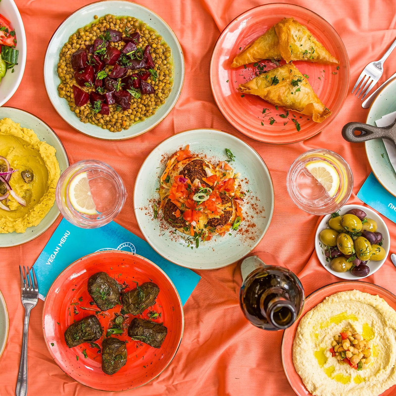 The Real Greek - Greek Food & Ingredients - World Vegan Day