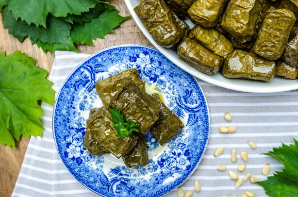 The Real Greek - Greek Food & Ingredients - Dolmadas