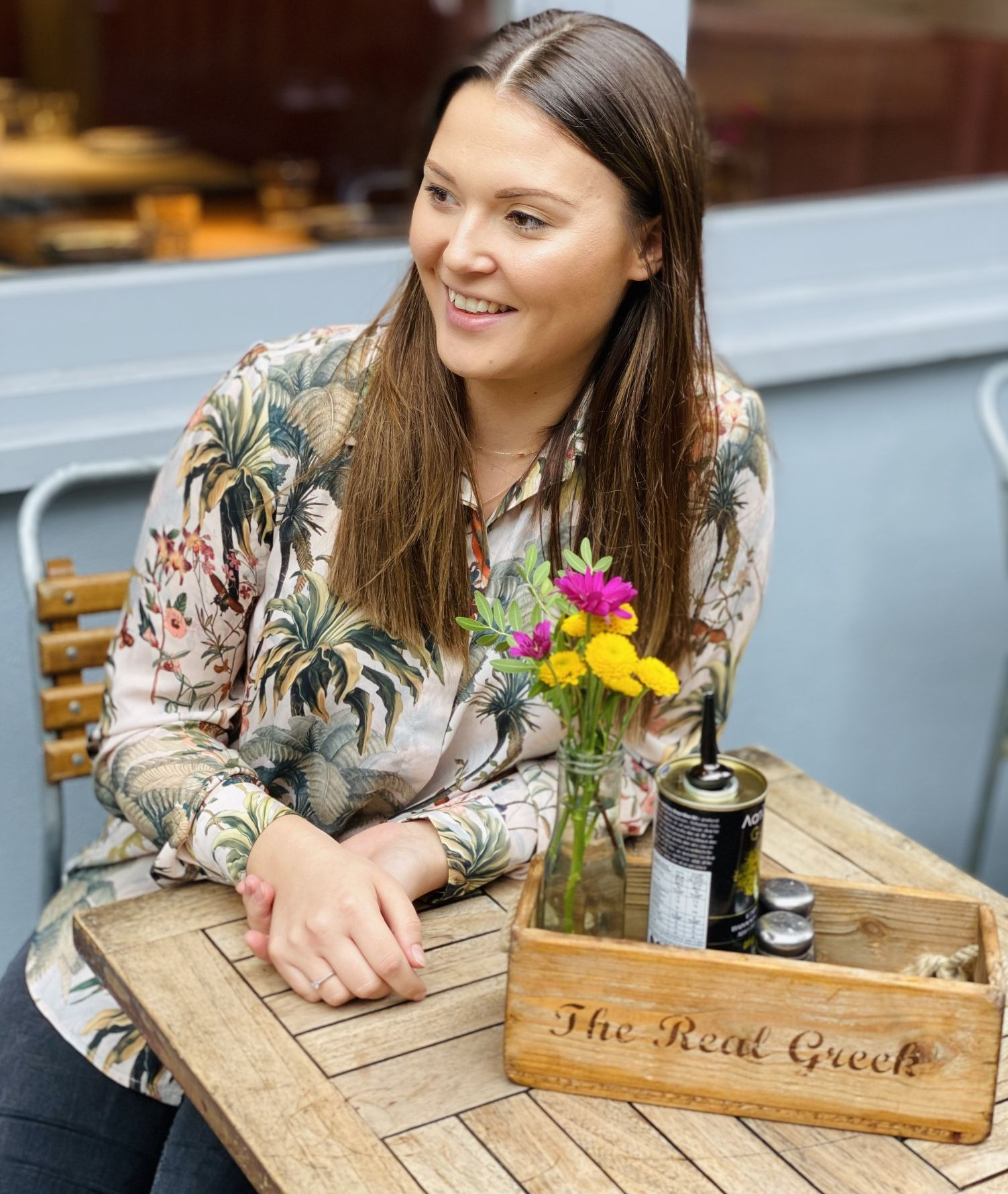 A WORD WITH NORWICH RESTAURANT MANAGER, KAROLINA