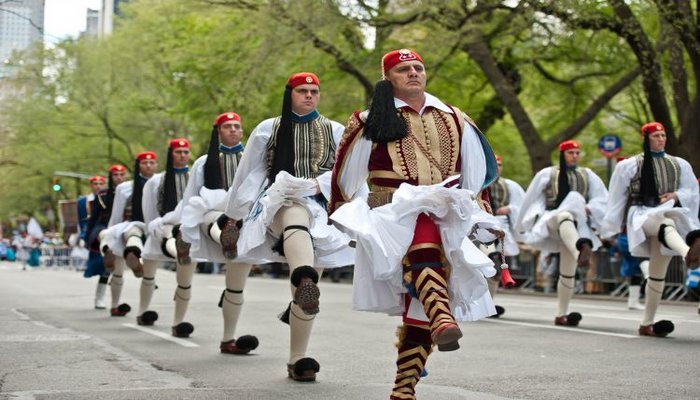 The Real Greek - Greek Events - Independence Day